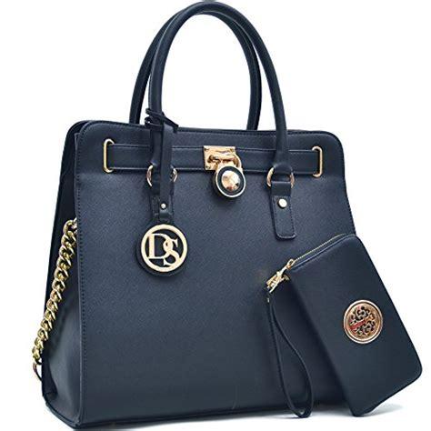 Other Designers With Marco Tagliaferri Designer Handbag by Marco Handbags Mmk Collection Fashion Pad Lock Satchel