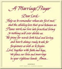 Wedding Wishes And Prayers Catholic Web Egreetings A Marriage Prayer Influential Pinterest Marriage Prayer Faith