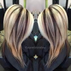 highlights hair color the highlights and lowlights hair color hair