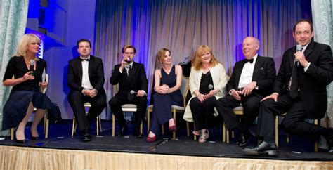 at the an evening with downton abbey event at the television academy brendan coyle photos photos an evening with downton