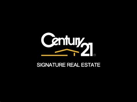 century 21 signature real estate real estate company in