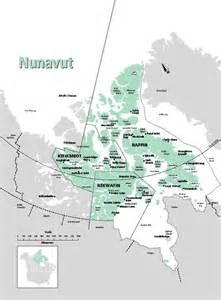 nunavut territories