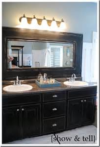 framed mirrors for bathroom 10 diy ideas for how to frame that basic bathroom mirror