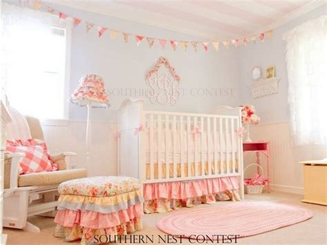 shabby chic nursery kiddos nursery room pinterest