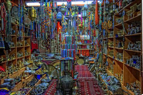top spots  souvenir shopping  israel