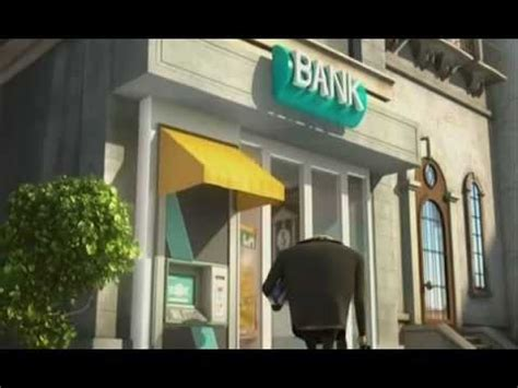 me bank banking bank of evil despicable me