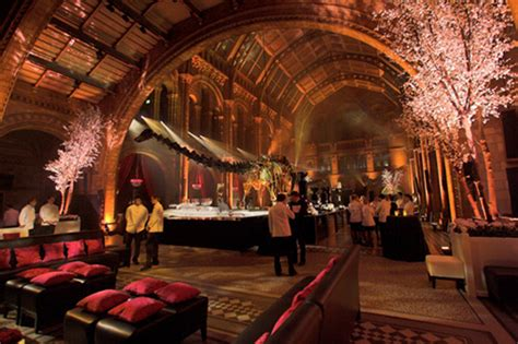 drape hire london drape hire and installation at the natural history museum