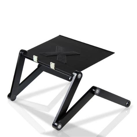 Laptop Desk With Fan Furinno X7 Ii Black Adjustable Multifunctional Laptop Desk With Large Usb Fan Furniturendecor