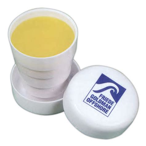 Promo Collapsible Pocket Cup Gelas Lipat Foldable Cup heathcare promotional products logo heathcare items corporate heathcare items