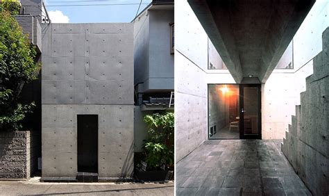 Tadao Ando Houses by Tadao Ando Designed House In Tokyo For Sale Japan