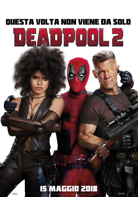 deadpool 2 poster new deadpool 2 poster released ign