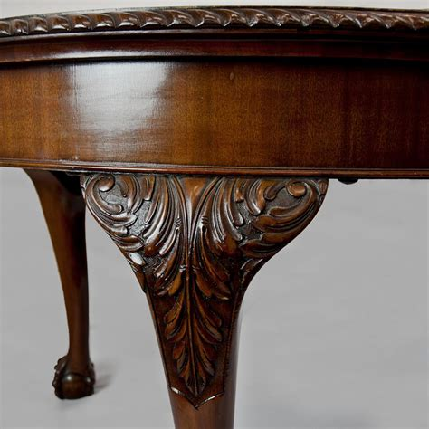 antique mahogany dining table antique mahogany extending dining table