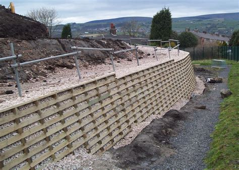 Crib Retaining Wall by Civil Assignment 1 Engineering Bibliographies Cite