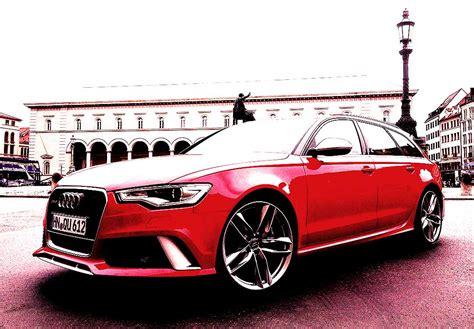 Audi Rs6 Rot by Erfahrungen 2013 Audi Rs6 Was Sagen Die Anderen