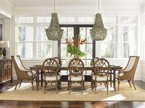 tropical dining room sets 17 best ideas about tropical dining sets on pinterest