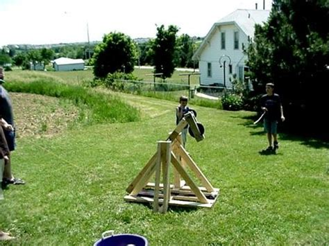 backyard trebuchet 37 best images about medieval times theme on pinterest