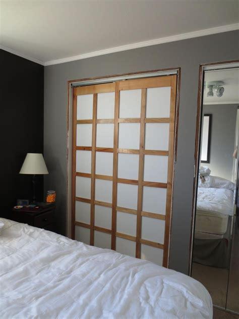 slidding closet doors shoji style sliding closet doors from scratch
