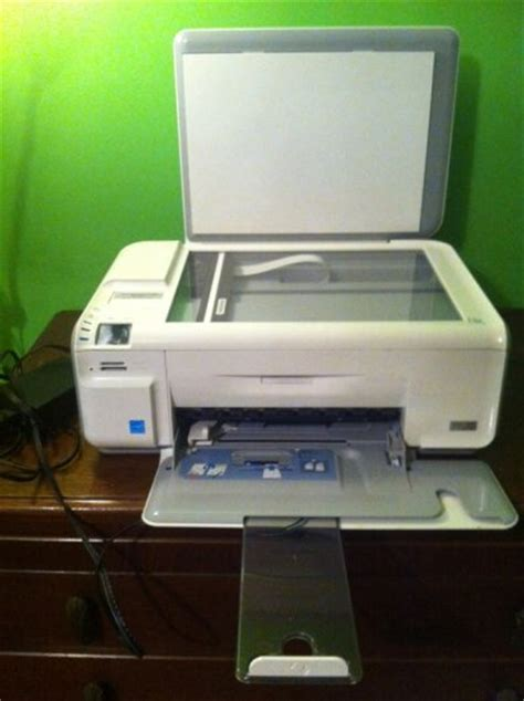 resetting hp c4480 printer hp photosmart c4480 all in one printer for sale in