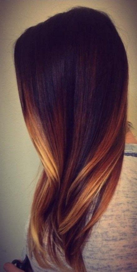 hair highlights for the bottom of your hair caramel brown highlights with dark brown hair caramel