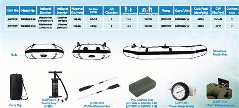 rubberboot navigator 3 navigator i boat jilong inflatable fishing boat raft sea