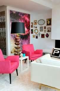 Pink And Black Home Decor by Color Trend Think Pink Linda Holt Interiors