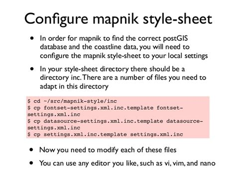 mapnik tutorial xml open street map installation tutorial ubuntu 12 04