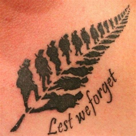 lest we forget tattoo 25 best ideas about lest we forget on
