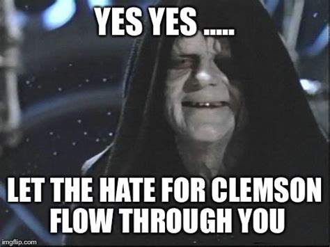 Let The Hate Flow Through You Meme - yess let the hate flow through you imgflip