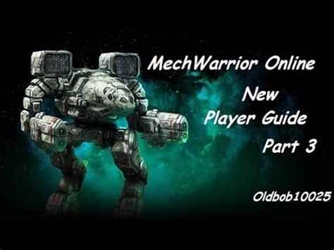 tutorial mechwarrior online mechwarrior online new player guide tutorial part 3