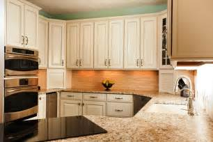Kitchen Cabinet Ideas by Decorating With White Kitchen Cabinets Designwalls