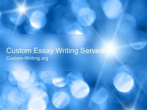 Custom Writing by Custom Writing Service Http Custom Writing Org
