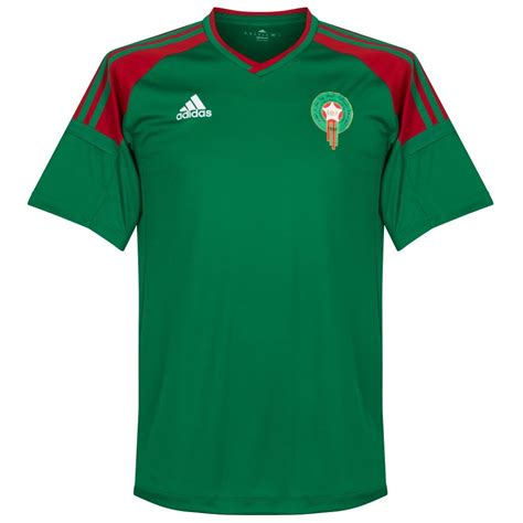 morocco 2017 adidas home away and third shirts 17 18