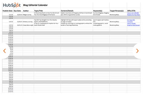 free content calendar template how to create a 90 day content calendar with free