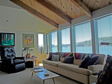the living room seattle 2 rare lake union on water rentals lake union living