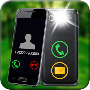 Top Blink Blink By Leecy Store flash blinking on call sms android apps on play