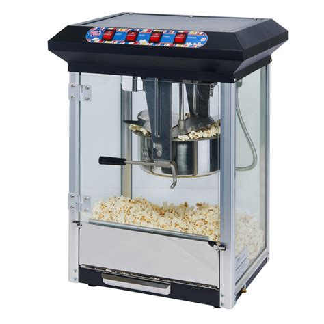Countertop Machine by Commercial Countertop Popcorn Machine 8 Oz Stainless