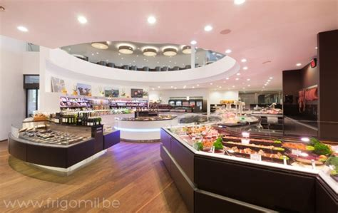 Home Design From Inside by Dugardeyn Butcher S Shop By Frigomil Roeselare Belgium