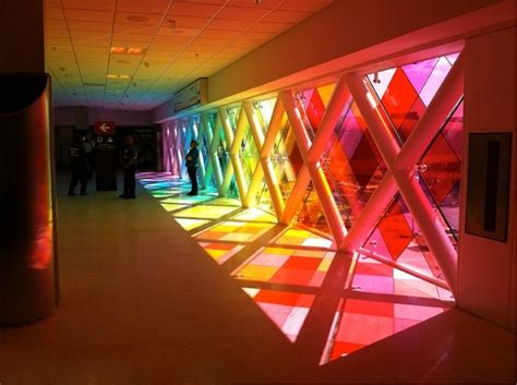 design interactive environment harmonic runway an interactive sound light environment