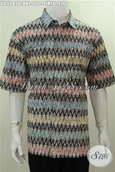 Terlaris Spesial Kemeja Batik Pria Lengan Pendek Hem Batik hem batik produk terbaru motif tirtotejo model lengan
