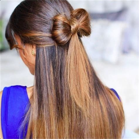 down hairstyles with bows romantic bow hairstyles for 2016 hairstyles 2017 new