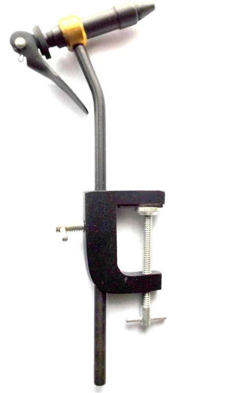 bench fitting tools fly tying vises rotates 360 deg hardened jaws fully