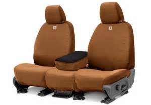 Seat Covers For Trucks Carhartt Covercraft Ford F Series Seatsaver Carhartt Seat Covers