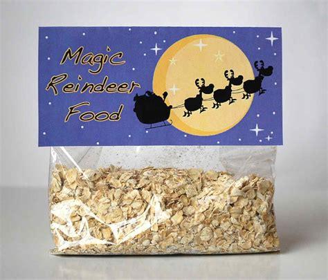 the moody fashionista magic reindeer food