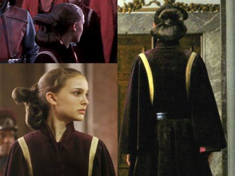 how to do padme hairstyles padme s battle hairstyle from the phantom menace tutorial