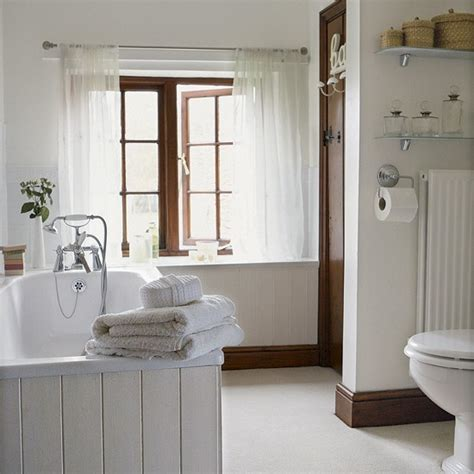 Bathroom Trim Ideas by Elements Of Bathroom In Country Style