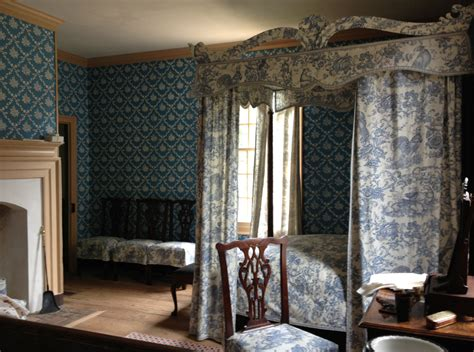 Yellow Bedrooms wallpaper at colonial williamsburg bossy color annie