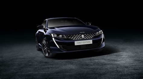 first peugeot peugeot 508 first edition shows its teeth in geneva sets