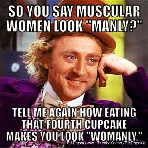 Muscle Woman Meme - best willy wonka meme i have ever seen bahaha i laughed