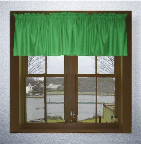 kelly green curtains kelly green window valances