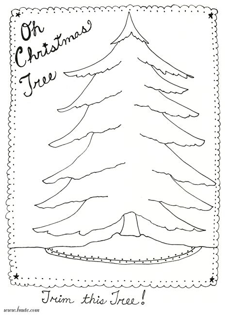 printable christmas tree activities bnute productions oh christmas tree printable art activity